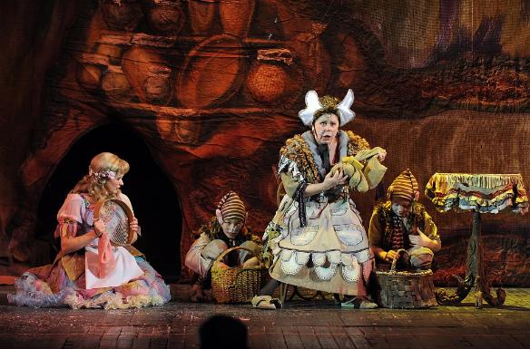 Фото:  teatr-sats.ru/dyujmovochka