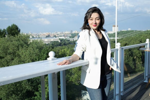 Марина Кравец. Фото: пресс-служба
