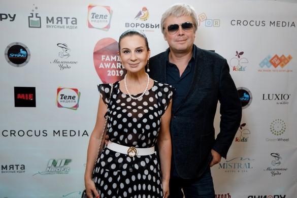 Екатерина и Александр Стриженовы. Фото: пресс-служба
