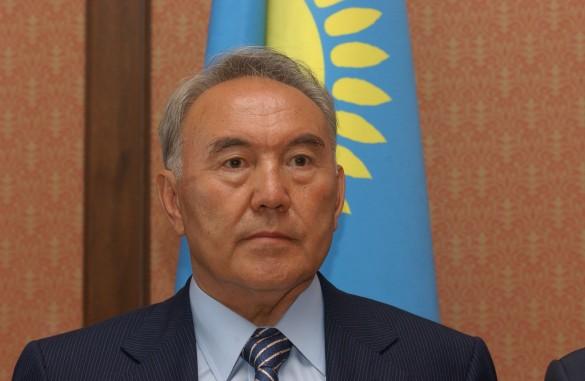 Нурсултан Назарбаев. Фото: www.globallookpress.com