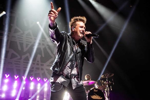 Papa Roach. Фото: www.globallookpress.com