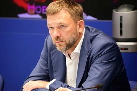 Дмитрий Саблин. Фото: er.ru