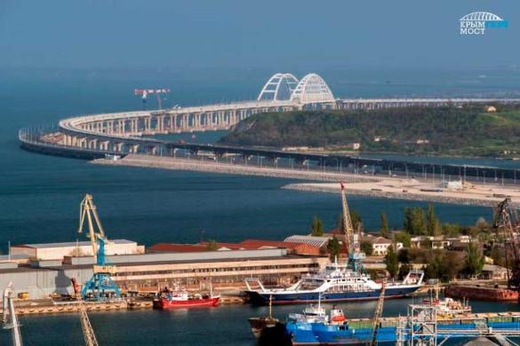 Первые поезда по Крымскому мосту проедут 8 декабря. Фото: most.life