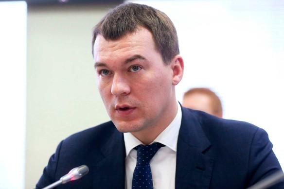 Михаил Дегтярев. Фото: duma.gov.ru