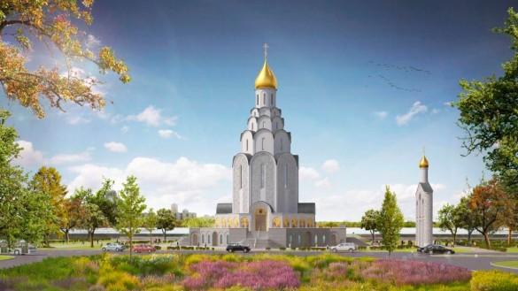 Храм святого равноапостольного великого князя Владимира. Фото: saintvladimir.ru