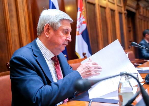 Первый вице-спикер Госдумы Иван Мельников. Фото:duma.gov.ru