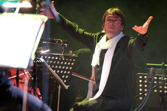Юрий Башмет. Фото: www.globallookpress.com