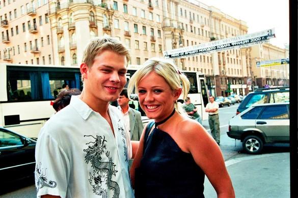 Дмитрий Ланской и Юлия Началова. Фото: www.globallookpress.com