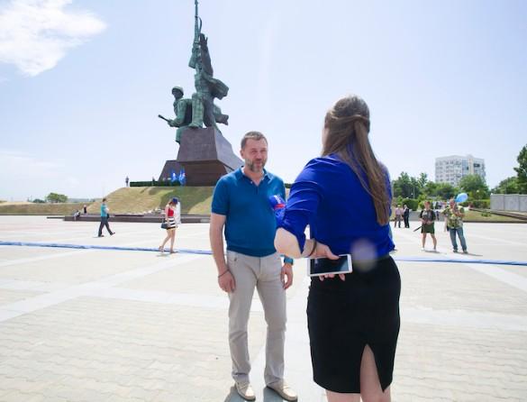 Дмитрий Саблин. Фото: пресс-служба