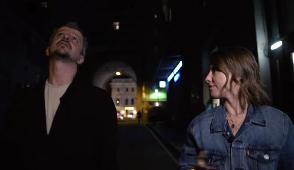 Ксения Собчак и Константин Богомолов. Кадр youtube.com