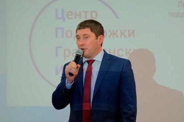 Ирек Хазиев. Фото: permkrai.er.ru