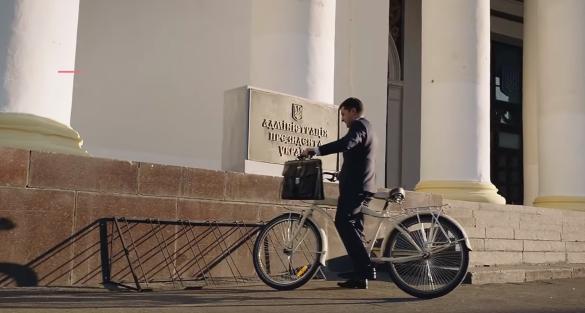 Владимир Зеленский в сериале