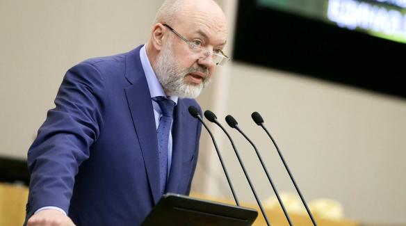 Павел Крашенинников. Фото:duma.gov.ru