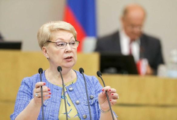 Ольга Васильева. Фото: duma.gov.ru
