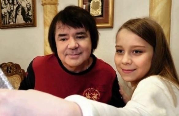 Евгений Осин с дочерью Настей. Фото: Личный архив.