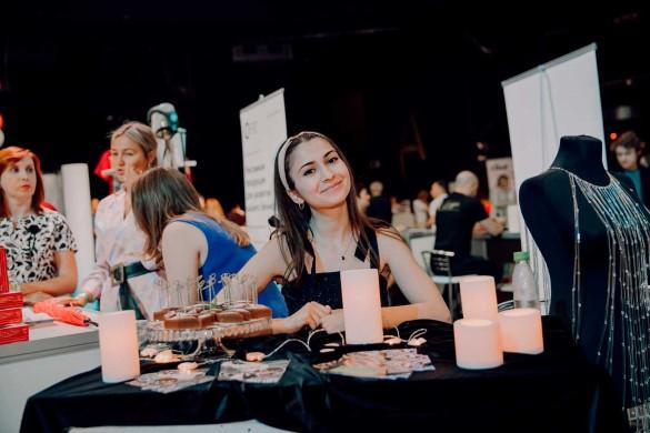 На выставке было представлено 100 компаний, арендующих помещения на Соколе. Фото: ©Сайт холдинга «Социум»