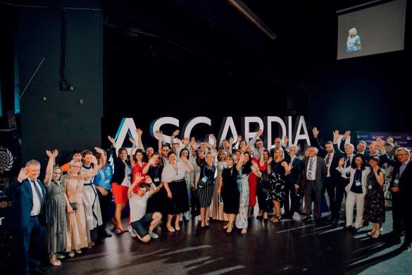 Впервые воочию встретились живущие в Москве асгардианцы. Фото: ©Сайт холдинга «Социум»