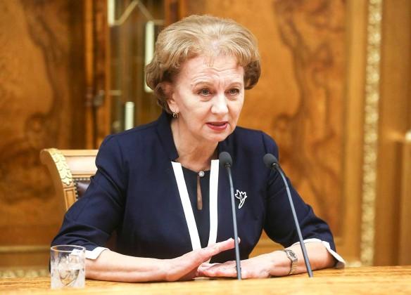 Зинаида Гречаный. Фото: duma.gov.ru