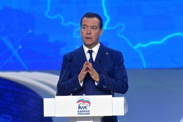 Дмитрий Медведев. Фото: www.globallookpress.com