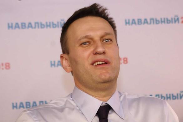 Алексей Навальный. Фото: www.globallookpress.com