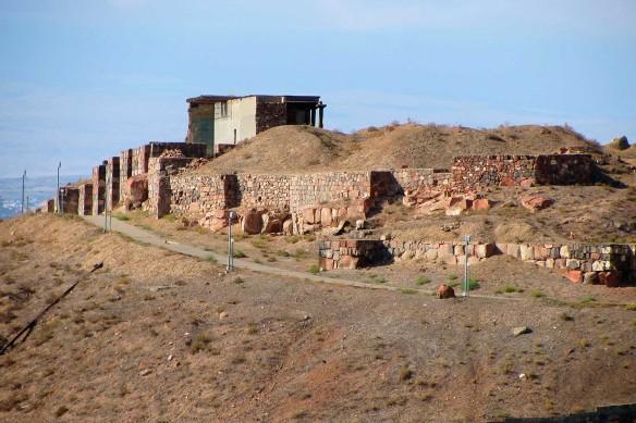 Руины Эриванской крепости. Фото: commons.wikimedia.org/Armen Manukov  (CC BY-SA 3.0)