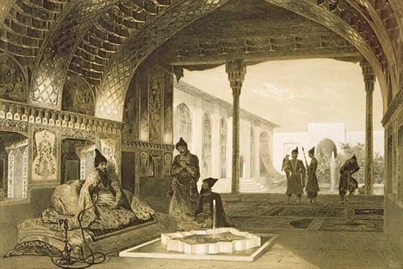 Сардарский дворец. Фото: commons.wikimedia.org/Grigory Gagarin