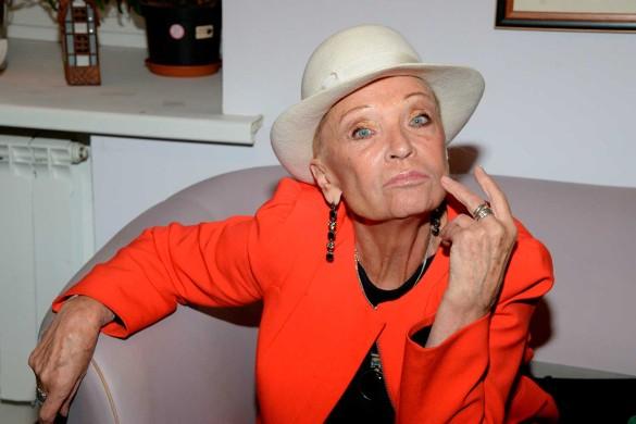 Светлана Светличная. Фото: www.globallookpress.com