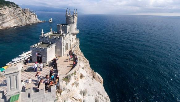 Крым, Ласточкино гнездо. Фото: www.globallookpress.com