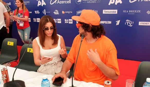 Ани Лорак и Филипп Киркоров. Фото: Дни.ру/Феликс Грозданов