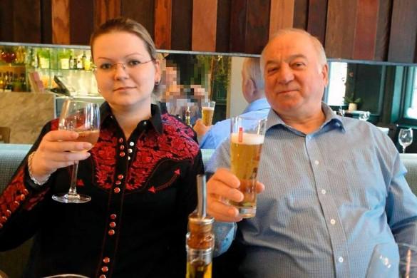 Юлия и Сергей Скрипаль. Фото: www.globallookpress.com