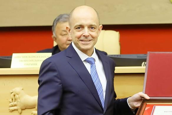 Сергей Сокол. Фото: irk.gov.ru