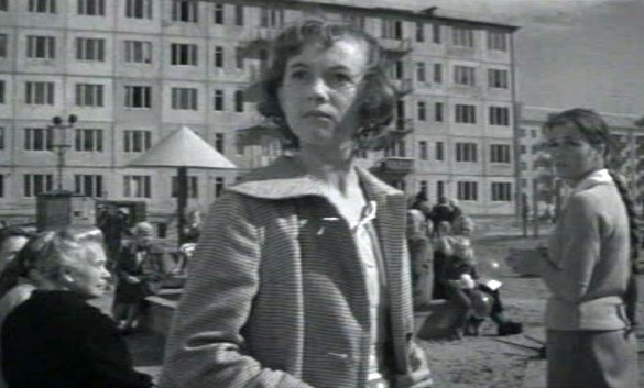 """Александра Назарова. Кадр из фильма """"А если это любовь?"""""""