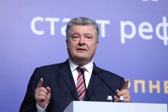 Петр Порошенко рискует попасть в тюрьму. Фото: www.globallookpress.com