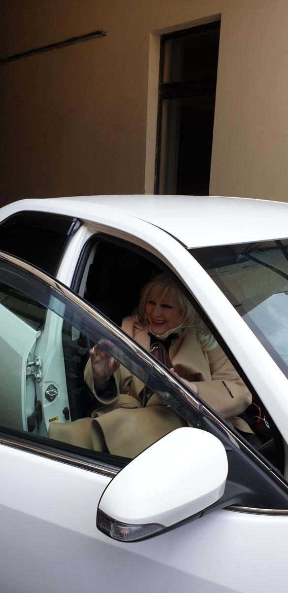 Ирина Мирошниченко. Фото: Феликс Грозданов/Дни.ру