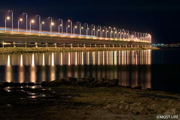Крымский мост – надежное и долговечное сооружение. Фото: most.life