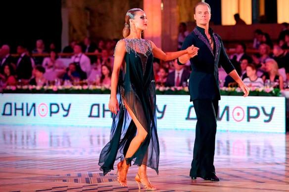 Никита Бровко и Ольга Урумова. Фото: Елена Анашина