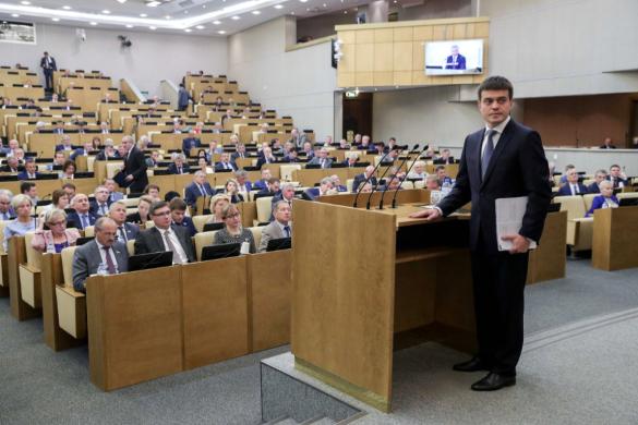 Михаил Котюков. Фото: duma.gov.ru
