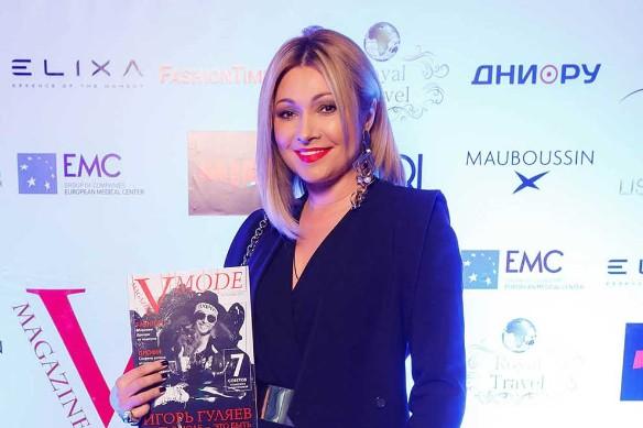 Анжелика Агурбаш. Фото: Пресс-служба