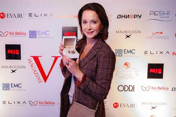 Ольга Кабо. Фото: Пресс-служба