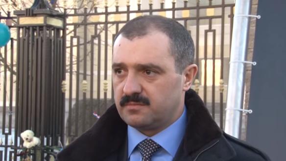 Старший сын Виктор – один из вероятных преемников Александра Лукашенко. Кадр youtube.com