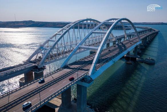 Крымский мост – надежное сооружение. Фото: most.life/multimedia