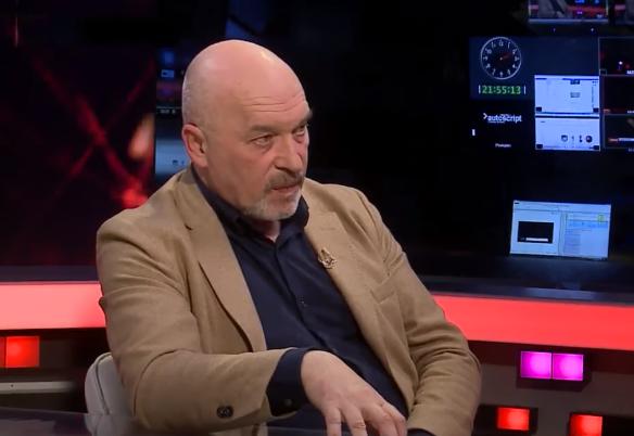 Георгий Тука рассказал об условии возврата Крыма Украине. Кадр youtube.com