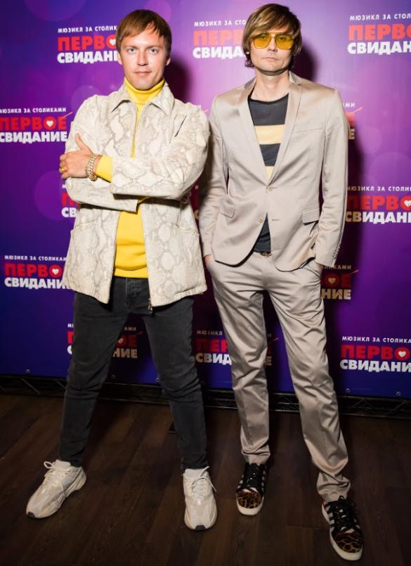 Сергей и Андрей Григорьевы-Апполоновы. Фото: Пресс-служба