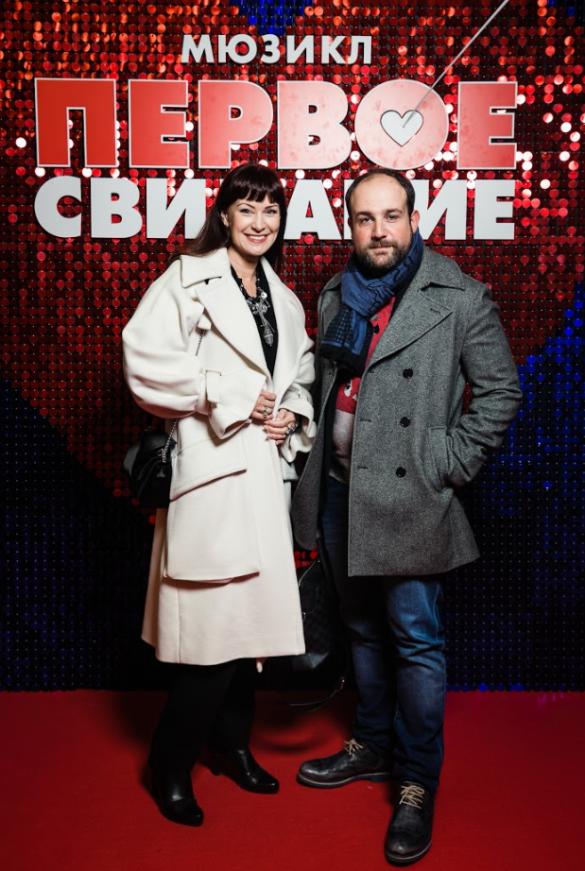 Нонна Гришаева и Александр Нестеров. Фото: Пресс-служба