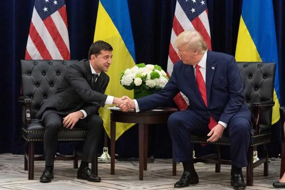 Владимир Зеленский встретился с Дональдом Трампом. Фото: president.gov.ua