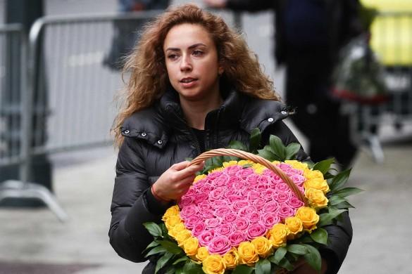 Актриса Евгения Короткевич. Фото: Сергей Бобылев/ТАСС