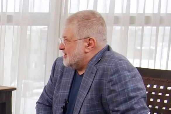 Игорь Коломойский влияет на Владимира Зеленского. Кадр youtube.com
