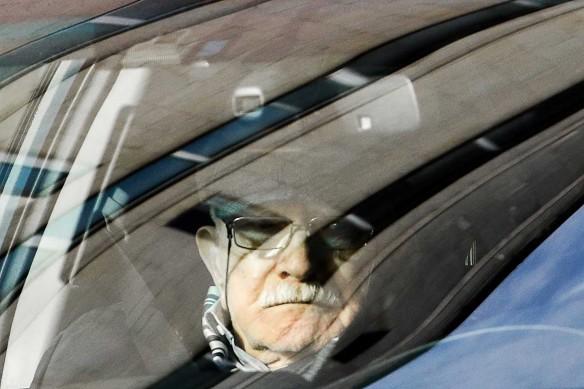 Армен Джигарханян. Фото: Сергей Бобылев/ТАСС