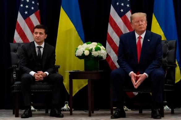 Встреча Владимира Зеленского и Дональда Трампа. Фото: president.gov.ua
