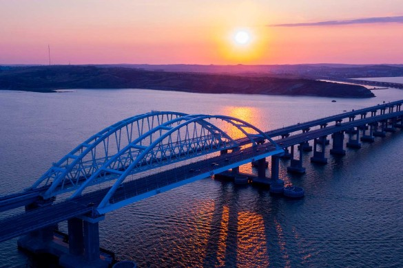 Крымский мост – надежное и крепкое сооружение. Фото: most.life